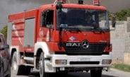 ΠΡΕΒΕΖΑ: Πυρκαγιά στην Σαμψούντα