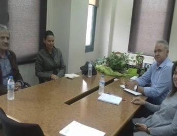 Δήμος Σουλίου: Συνάντηση με μέλη του πολιτιστικού συλλόγου Ελαταριάς