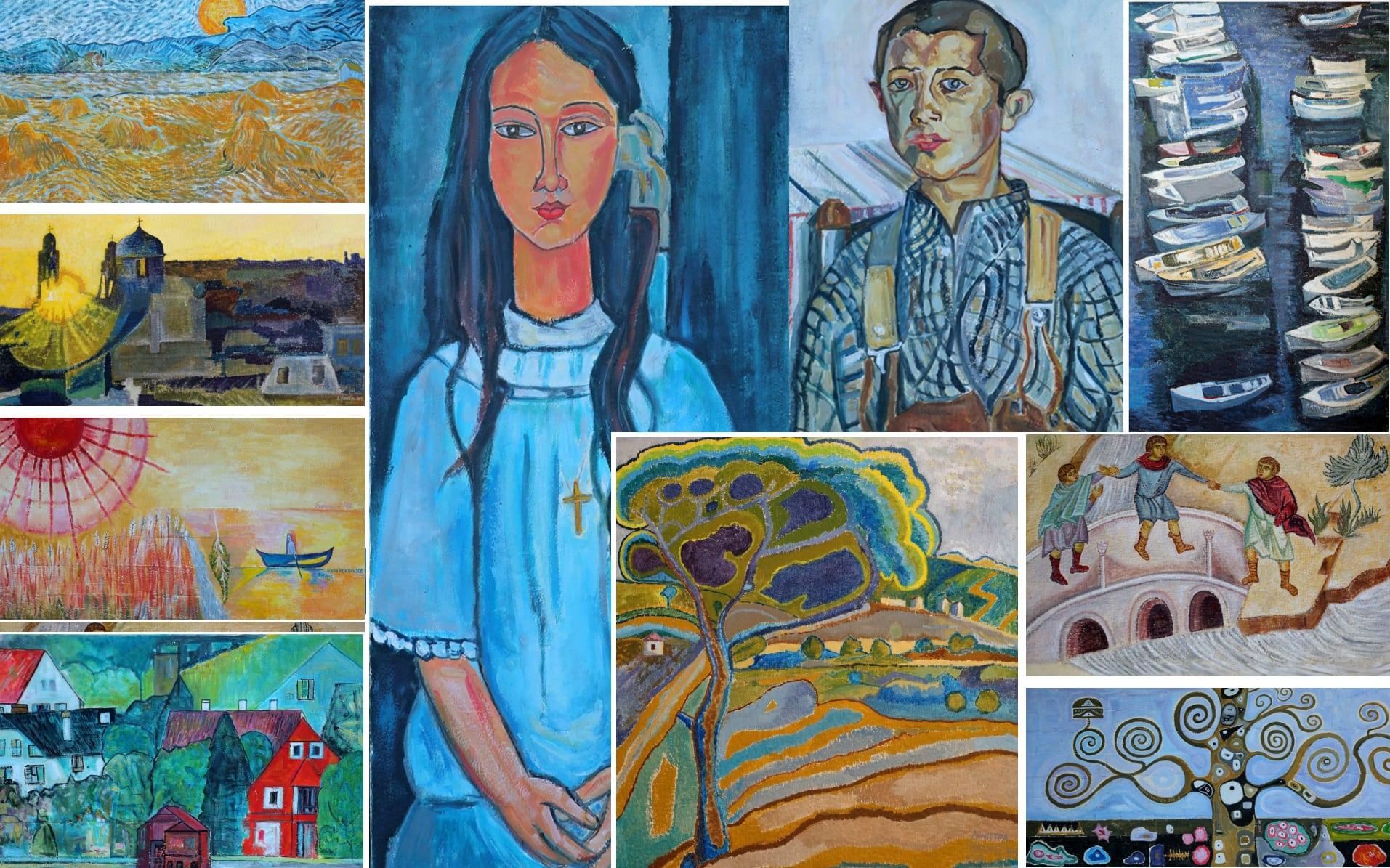 Ήγουμενίτσα: Το Α ́ Δημοτικό Σχολείο Ηγουμενίτσας συναντιέται με τις καλλιτεχνικές δημιουργίες μεγάλων Ελλήνων και ξένων ζωγράφων