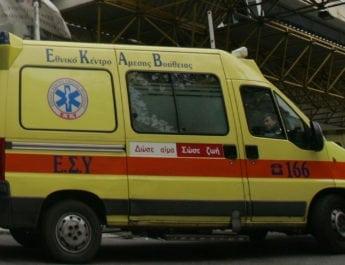 Τραγικό τροχαίο στην Άρτα – νεκρός ο οδηγός του αυτοκινήτου, μάλλον από ανακοπή