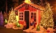 Πρέβεζα:  Συνεχίζεται η προετοιμασία για το  Χριστουγεννιάτικο Χωριό της Χαράς