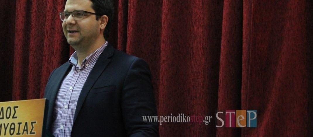 Θεσπρωτία: Ο βουλευτής Μάριος Κάτσης για την συμφωνία με την πΓΔΜ