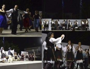 Εντυπωσιακή παράσταση στο Καναλάκι από τον σύλλογο ΑΧΕΡΩΝ