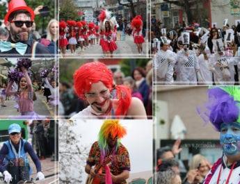 Παραμυθιά: Η δήμαρχος τράβηξε κουπί στο Καρναβάλι της πόλης